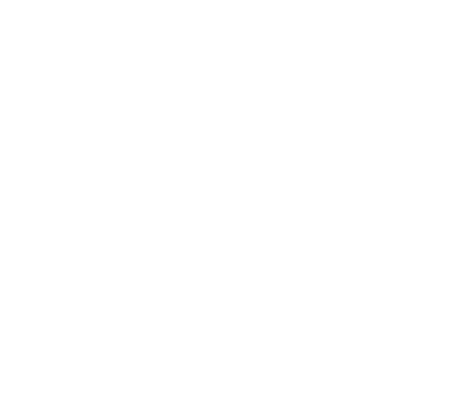 Closed quotes icon in white outline
